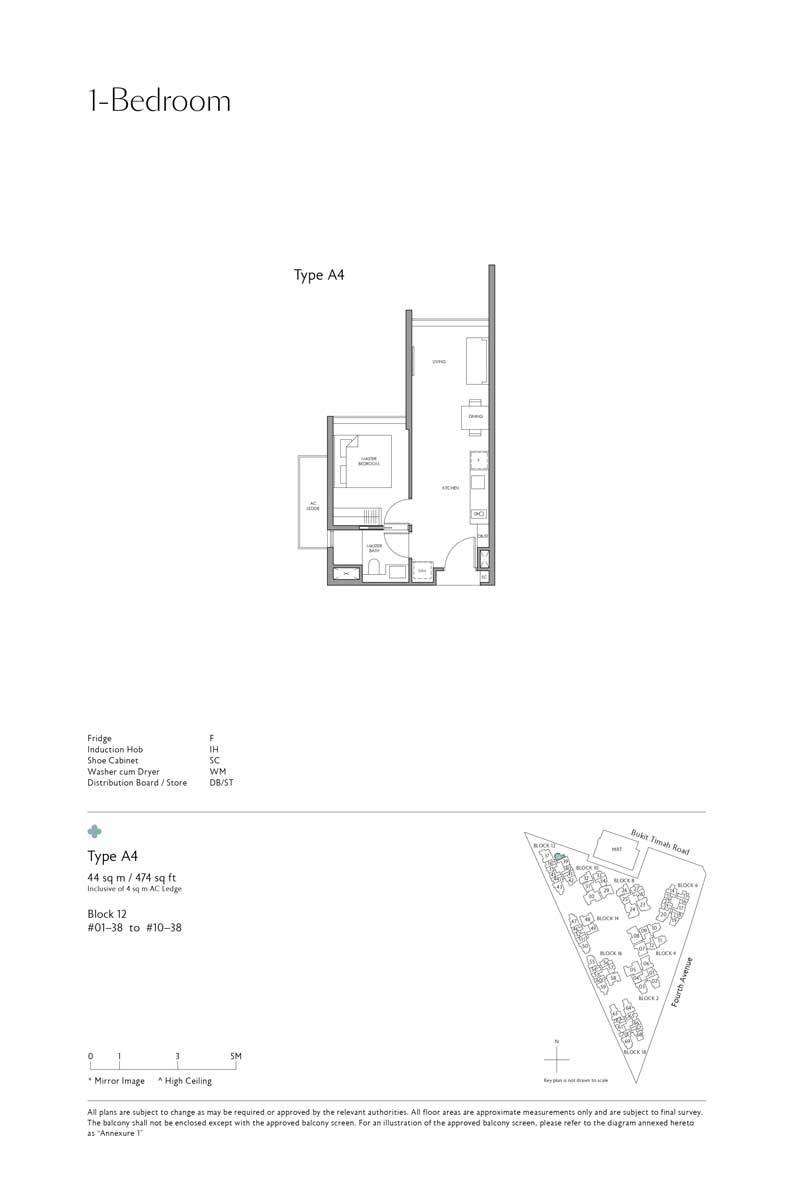 fourth-avenue-residences-1-bedroom-type-a4